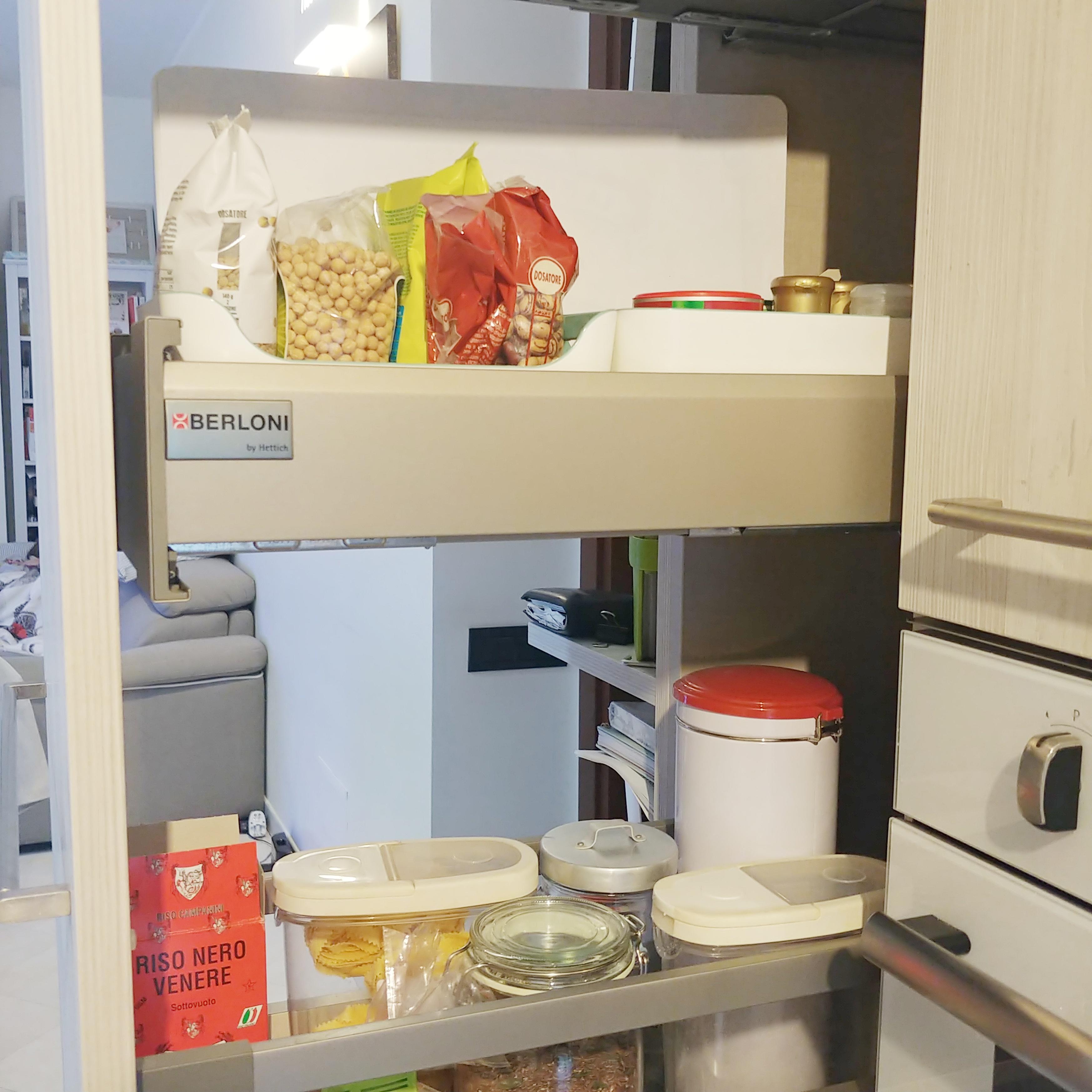 carrello cucina