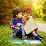 5 letture per la prima elementare, Piano terra lato Parco